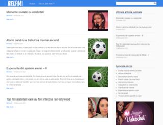 bel-ami.ro screenshot