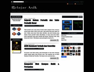 belajar-asik.blogspot.com screenshot