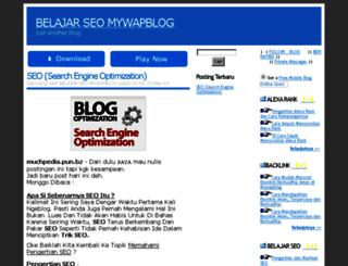 belajar-seo.pun.bz screenshot
