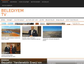 belediyemtv.net screenshot