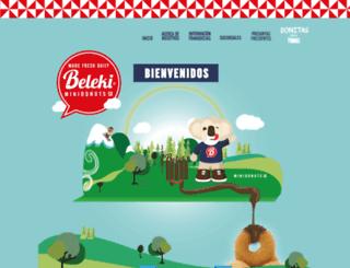 beleki.com.mx screenshot