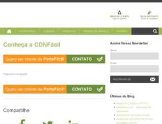 beleleu.cdnfacil.com.br screenshot