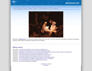 belenismo.net screenshot