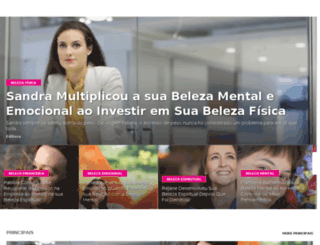 belezasustentavel.com.br screenshot