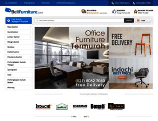 belifurniture.com screenshot