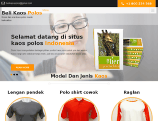 belikaospolos.com screenshot