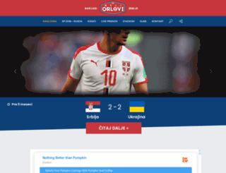 beliorlovi.rs screenshot