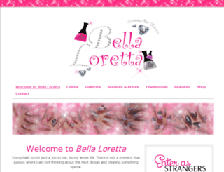 bella-loretta.com screenshot