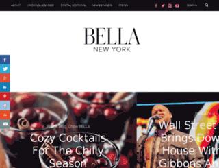 bellainyou.com screenshot