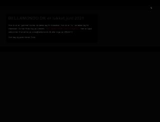 bellamondo.dk screenshot