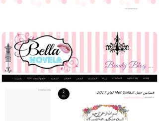 bellanovela7.com screenshot