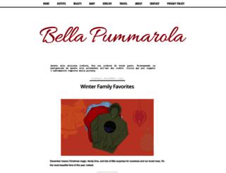 bellapummarola.blogspot.it screenshot