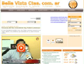 bellavistactes.com.ar screenshot