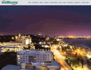 bellbuoy.co.za screenshot