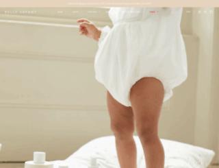 belleenfant-boutique.com screenshot