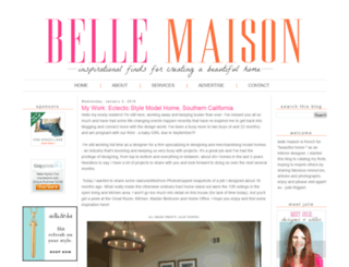 bellemaison23.com screenshot