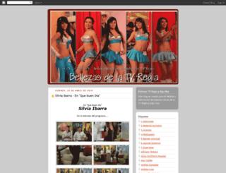 bellezastvregia.blogspot.co.uk screenshot