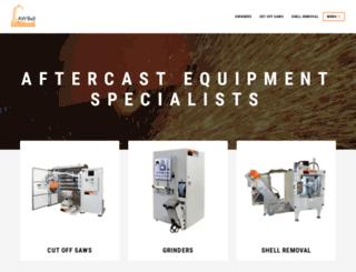 bellmachinery.com screenshot