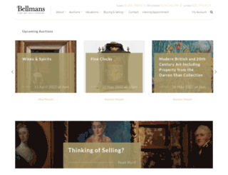 bellmans.co.uk screenshot