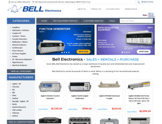 bellnw.com screenshot