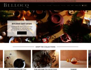 bellocq.com screenshot