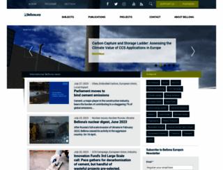 bellona.org screenshot