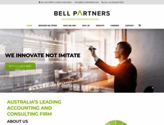 bellpartners.com screenshot