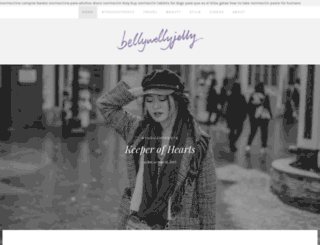bellywellyjelly.com screenshot