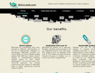 belvicweb.com screenshot