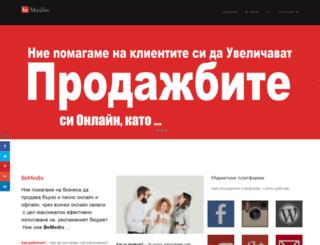 bemedio.com screenshot
