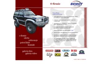 bemot.com.pl screenshot