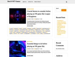 ben10games10.com screenshot