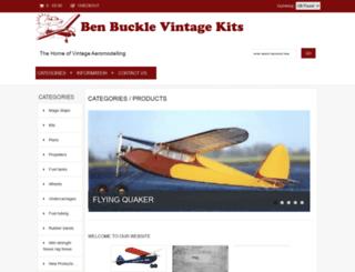 benbucklevintage.com screenshot