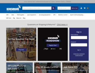 benchmarksupply.com screenshot