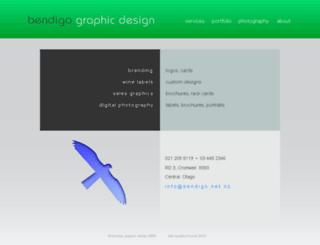 bendigo.net.nz screenshot