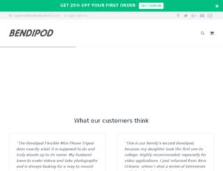bendipodproducts.com screenshot