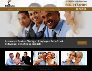 benefitsage.com screenshot