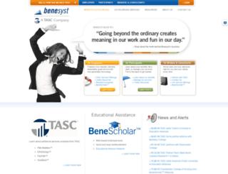 benesyst.net screenshot