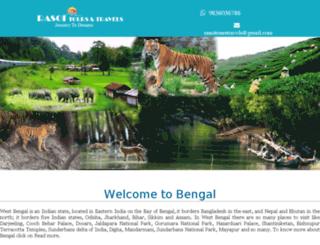 bengaltourism.co screenshot