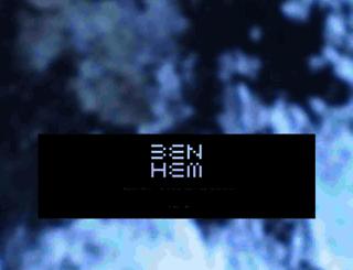 benhem.com screenshot