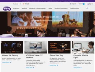 benqdirect.com screenshot