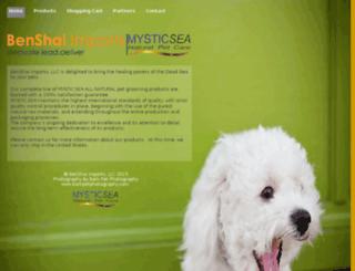 benshaiimports.com screenshot