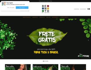bentostore.com.br screenshot