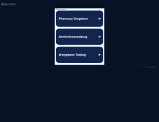 benu.com screenshot