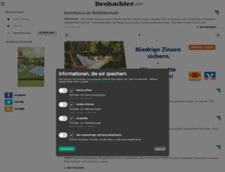 beobachter-online.de screenshot