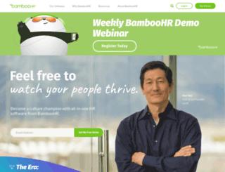 bequick.bamboohr.com screenshot
