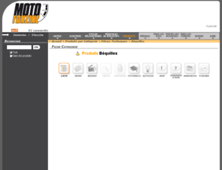 bequille.motofanzine.fr screenshot