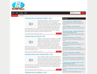 berbagilyrics.blogspot.co.id screenshot