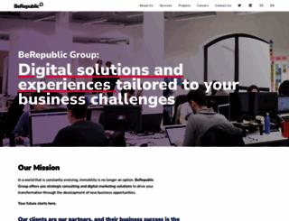 berepublic.com screenshot