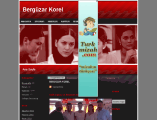 berguzarkorel.gen.tr screenshot